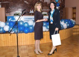 Лучший преподаватель образовательного подразделения дочернего общества ПАО «Газпром»